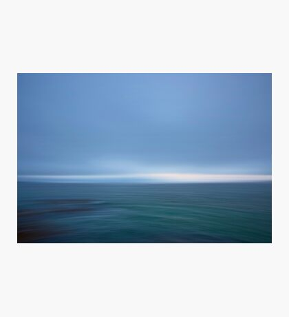 sea & sky Photographic Print
