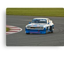 Vince Woodman Ford Capri RS3100 Canvas Print