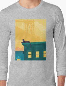 Urban jaguar Long Sleeve T-Shirt