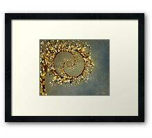 Mystical Willow Framed Print