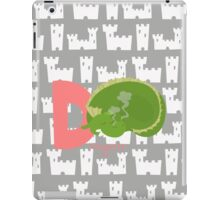 d for dragon iPad Case/Skin