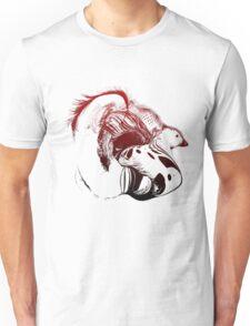 Abstract Platypus Unisex T-Shirt