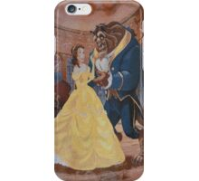 Disney Beauty and The Beast Ballroom Dancing iPhone Case/Skin