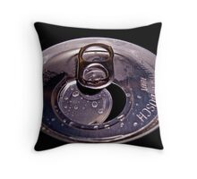 Chilled Beverage Throw Pillow