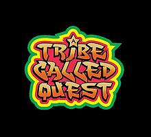 A ATCQ TRIBE CALLED QUEST RASTA HIP HOP by noviajaz
