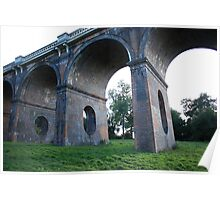 Between the Arches - Balcombe Poster