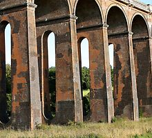 Underneath the Arches - Balcombe by Matthew Floyd