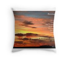 Mooidagmôre Throw Pillow