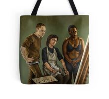 The Painting Tote Bag