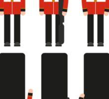 Royal British Guard Sticker