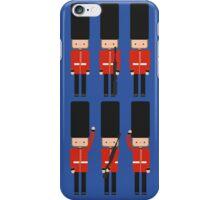 Royal British Guard iPhone Case/Skin