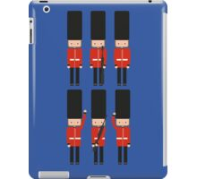 Royal British Guard iPad Case/Skin