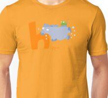 h for hippo Unisex T-Shirt