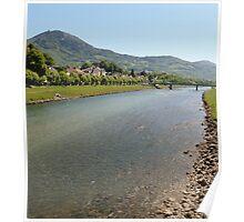 Landscape 5.0 - Salzburg  Poster