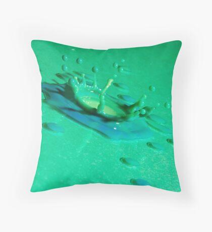 Splash of Colour 12 Throw Pillow