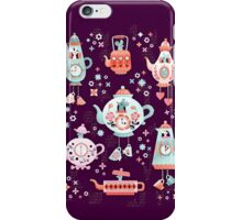 Tea Time!  iPhone Case/Skin