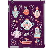 Tea Time!  iPad Case/Skin