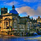 The Turkish Baths - Harrogate by Kelvin Hughes