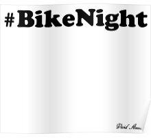 BIKE NIGHT Poster