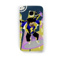 Detective Comics Presents: Superhero Static Shock! Samsung Galaxy Case/Skin