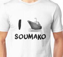 I Ship Soumako Unisex T-Shirt