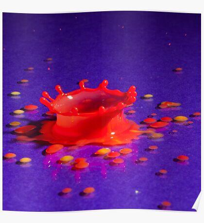 Splash of Colour 20 Poster