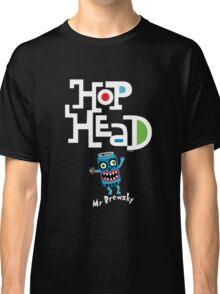 Hop Head (Mr Brewsky) - on darks Classic T-Shirt
