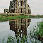 Whitby Abbey by Kevin Allan