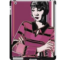 Anna May Wong 1920s Portrait  iPad Case/Skin