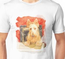 Whos That Dog In The Window? Unisex T-Shirt