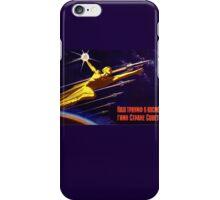 USSR Propaganda - Sputnik iPhone Case/Skin