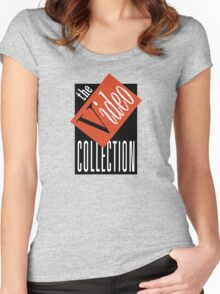 The Video Collection Women's Fitted Scoop T-Shirt