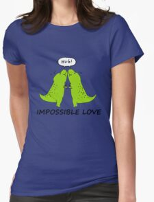Impossible Love- T-rex edition  T-Shirt