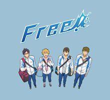 Free! Squad Unisex T-Shirt