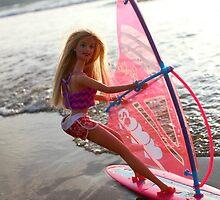 Windsurf Barbie by shootingnelly