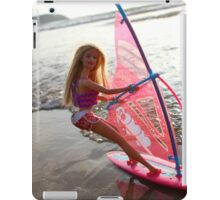 Windsurf Barbie iPad Case/Skin
