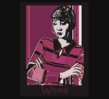 Anna May Wong 1920s Portrait  One Piece - Long Sleeve