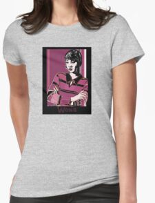 Anna May Wong 1920s Portrait  Womens Fitted T-Shirt