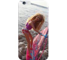 Beach barbie iPhone Case/Skin