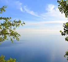 The Beauty of Sleeping Bear Dunes National Lakeshore by Debbie  Maglothin