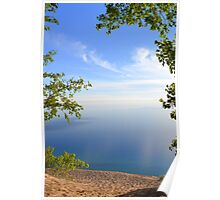 The Beauty of Sleeping Bear Dunes National Lakeshore Poster