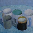 &quot;Coffee Cups&quot; by Richard Robinson