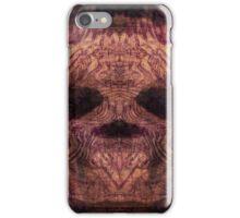 Animal Tribal Skull Print (Orphan Black Inspired) iPhone Case/Skin