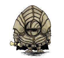 Egg Knight by djrbennett