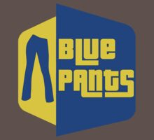 The Pants are Blue - Basic version by rendowgird