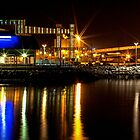 Albany water front by Julie Holland