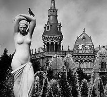 Catalunya Lady by Nicole Shea