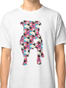 Pitbull Silhouette Classic T-Shirt