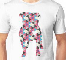Pitbull Silhouette Unisex T-Shirt