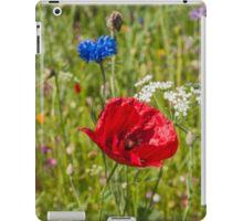 Lone Poppy iPad Case/Skin